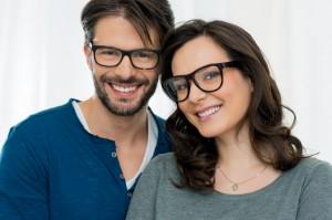 Eyeglass Lenses Progressive Scratch Resistant Glare-free