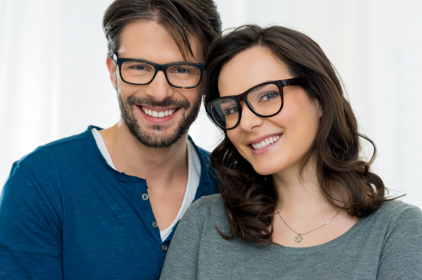 Fashionable eyeglasses & sunglasses: progressive lenses, bifocals, polarized lenses, custom tinted lenses, super thin eyeglass lenses