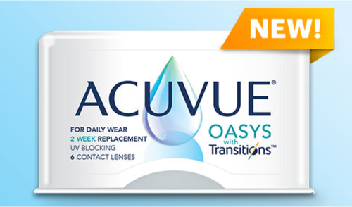 UV Blocking Contact Lenses